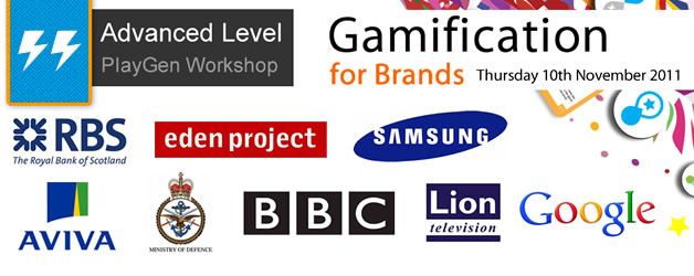 Gamification for Brands