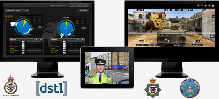 defence & security simulations