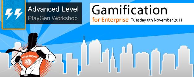 Gamification for Enterprise